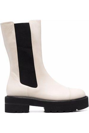 Stuart Weitzman Ženy Na podpadku - Presley Ultralift 50mm platform boots