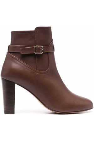 Tila March Neal Cowboy leather boots