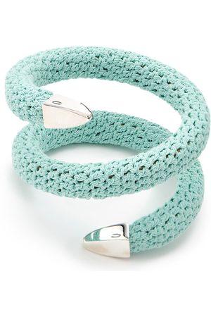 Bottega Veneta Bubble cuff bracelet