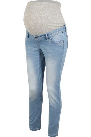 Mama Licious Ženy Rovné nohavice - Džíny