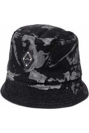 A-cold-wall* Muži Klobouky - Diamond abstract-print bucket hat