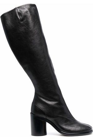 Maison Margiela Ženy Nad kolena - Tabi knee-high boots