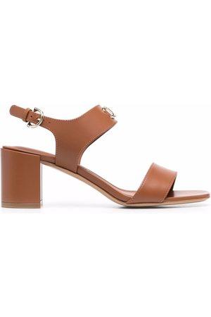 Salvatore Ferragamo Gancini 55mm sandals