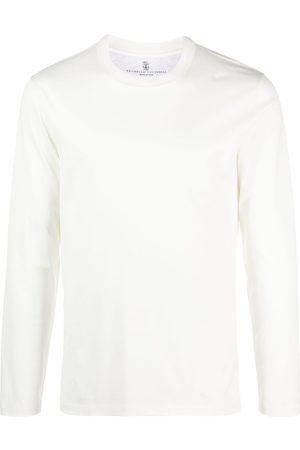 Brunello Cucinelli Muži S dlouhým rukávem - Long-sleeved T-shirt