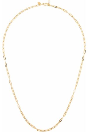 Maria Black Gemma gold-plated sterling silver necklace