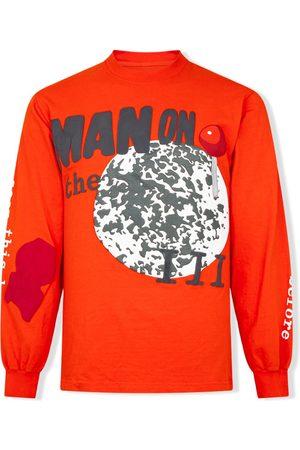 "Kid Cudi Muži S dlouhým rukávem - Return 2 Madness T-shirt ""CPFM For MOTM III"""
