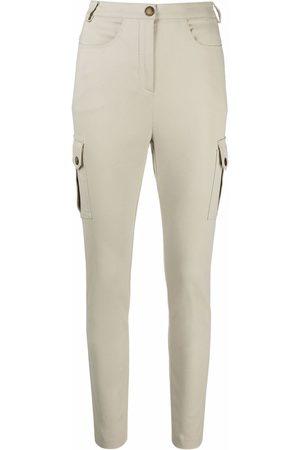 Patrizia Pepe Ženy Kapsáče - Cargo-pocket slim-fit trousers