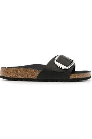 Birkenstock Ženy Sandály - Madrid big-buckle leather sandals