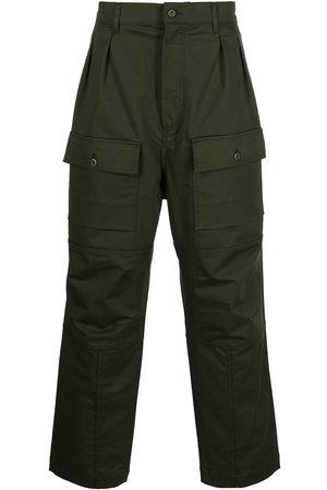 Maison Kitsuné Muži Kapsáče - Straight-leg cargo trousers