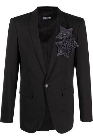 Dsquared2 Appliqué suit jacket