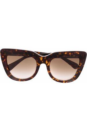 Stella McCartney Eyewear Ženy Sluneční brýle - Oversized frame sunglasses