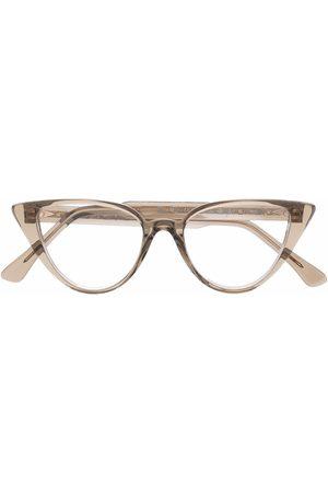 AHLEM Sluneční brýle - Rueberthe transparent cat-eye glasses