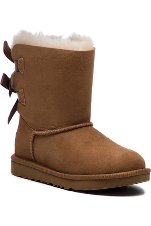 UGG Boty - T Bailey Bow II 1017394T T/Che