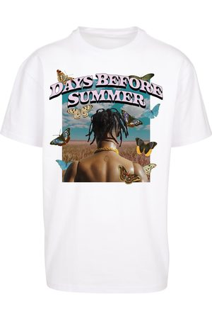 Mister Tee Muži S krátkým rukávem - Tričko 'Days Before Summer