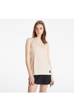 adidas Ženy Se širokými ramínky - Adidas Parley Mission Kit Run for the Oceans Tank Top Halo Blush