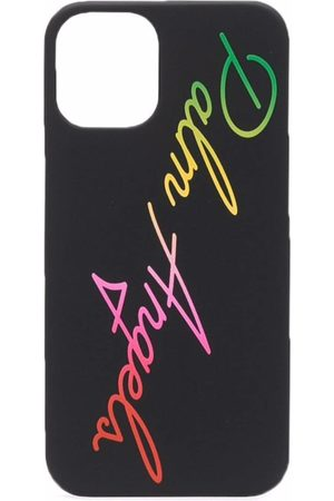 Palm Angels Muži Kryty na mobil - Miami iPhone 12 Mini case