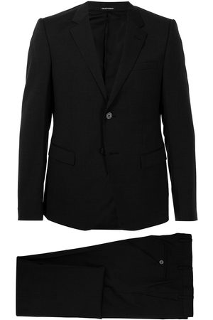 Emporio Armani Muži Obleky - Fitted single-breasted suit
