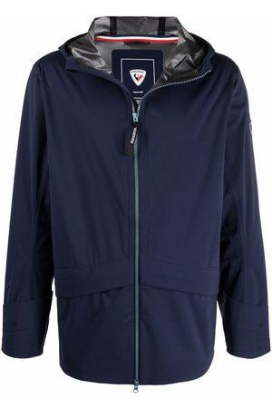 Rossignol Covariant hooded rain jacket