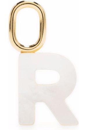 Maria Black Lucid Letter R charm