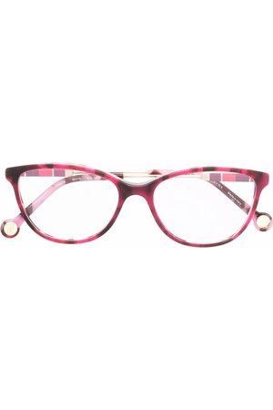 Carolina Herrera Ženy Sluneční brýle - Cat-eye frame glasses