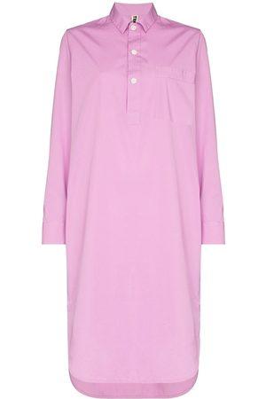 Tekla Organic cotton nightshirt