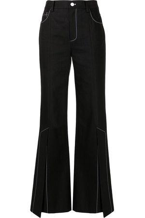 MONSE High-rise bootcut jeans