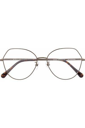 Stella McCartney Butterfly-frame glasses