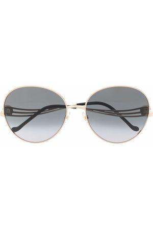 Elie saab Round-frame sunglasses