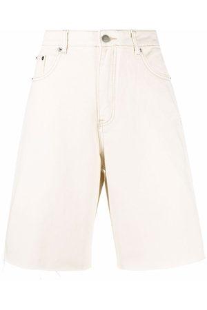 12 STOREEZ Denim bermuda shorts