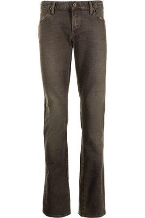 Polo Ralph Lauren Slim-cut straight-leg jeans