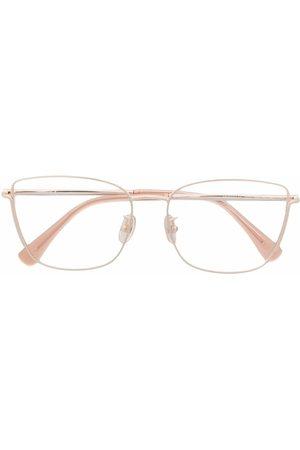 Max Mara Square-frame glasses