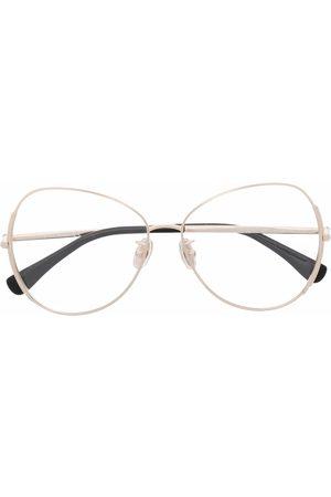 Max Mara Oversized-frame glasses