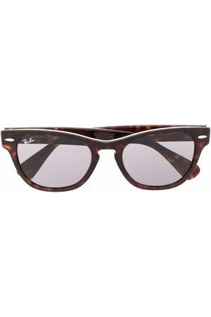 Ray-Ban Tortoiseshell square-frame glasses