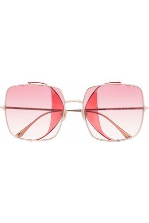 Tom Ford Oversize square-frame sunglasses