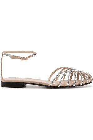 Alevì Rebecca Beauty satin sandals