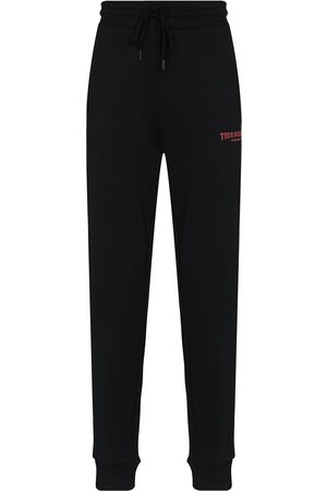 True Religion Logo-print track pants