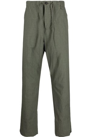 CRAIG GREEN Muži Rovné nohavice - Drawstring-waist relaxed trousers