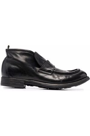 Officine Creative Muži Kozačky - Chronicle loafer boots