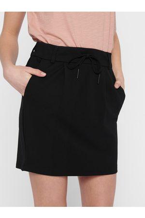 ONLY Černá sukně Poptrash