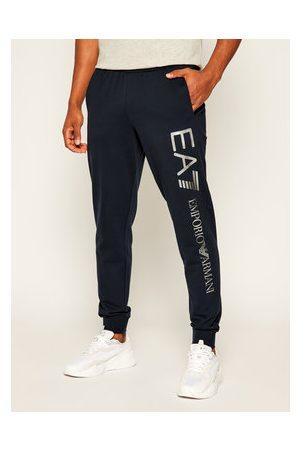 EA7 Muži Tepláky - Teplákové kalhoty