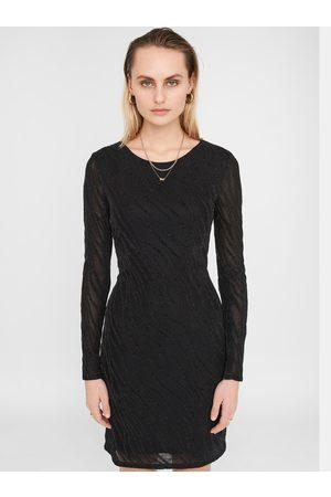 Noisy May Ženy Pouzdrové - Černé pouzdrové šaty