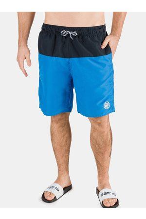 sam 73 Modré pánské plavky