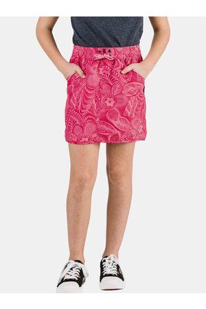 sam 73 Holčičí květovaná sukně