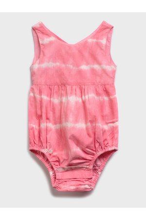 GAP Dívky Jednodílné plavky - Růžové holčičí dětské plavky may swim suit