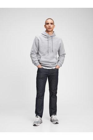 GAP Modré pánské džíny Flex slim straight jeans with Washwell