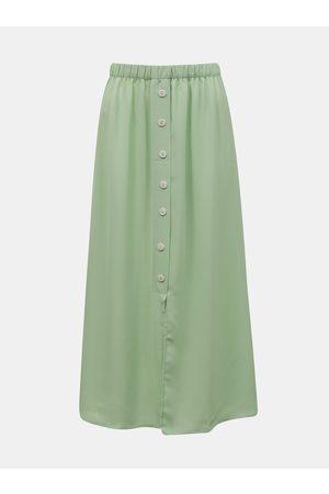 ONLY Maxi sukně s knoflíky Nova