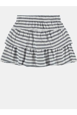 NAME IT Modro- holčičí pruhovaná sukně Vamaja