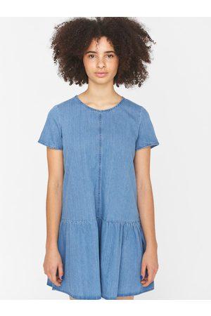 Noisy May Modré džínové šaty Emilia