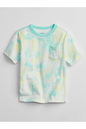 GAP Barevné klučičí dětské tričko mix and match t-shirt
