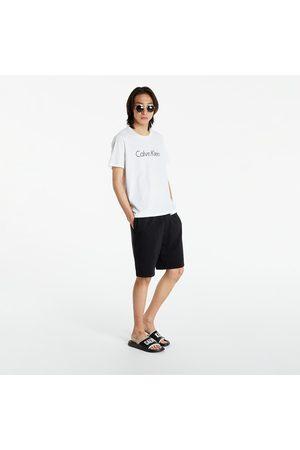 Calvin Klein Short Sleeve Crewneck White